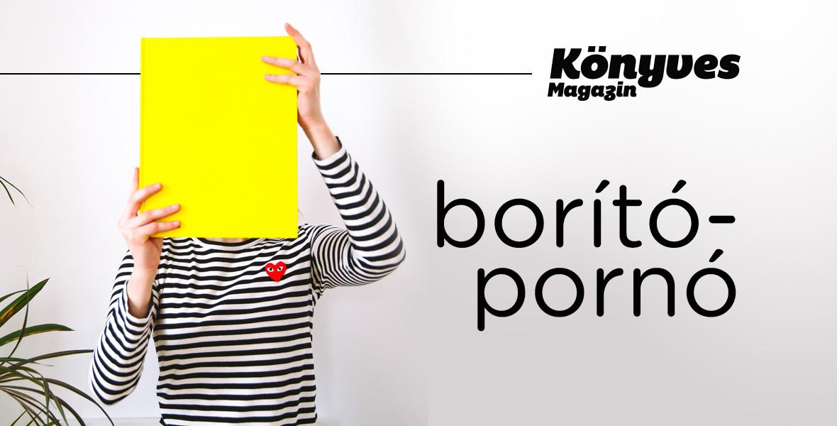 Borítópornó: 5+1 látványos őszi könyvborító
