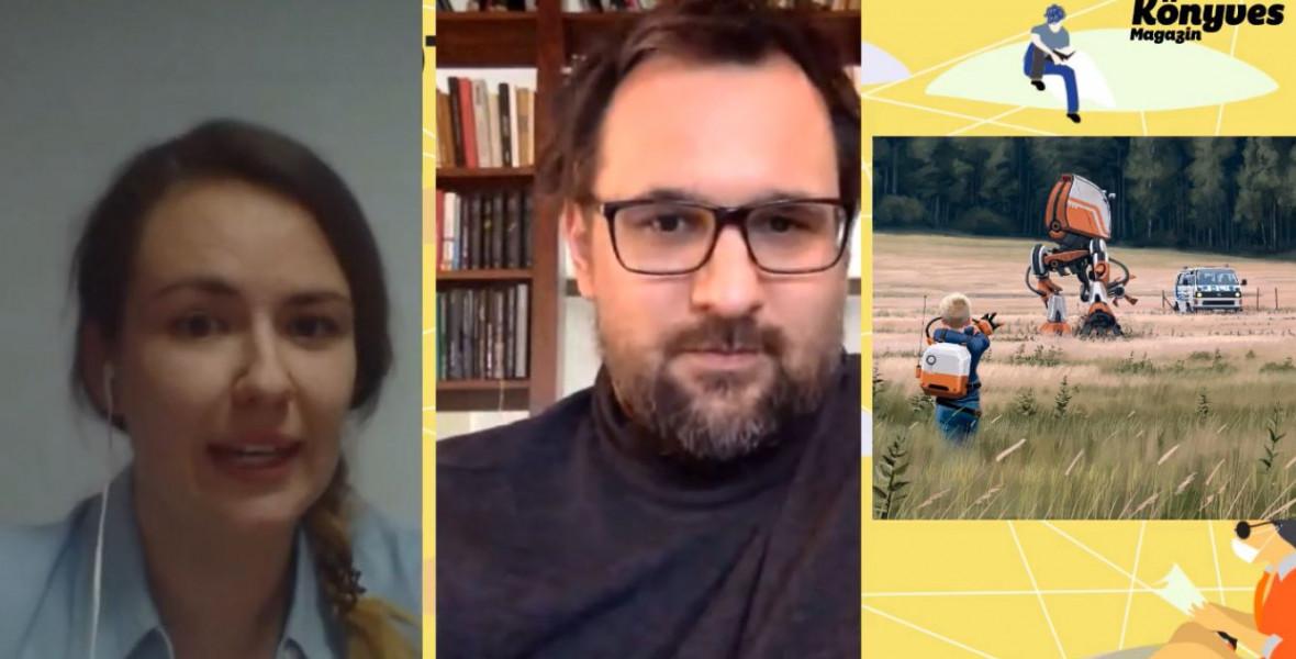 Retrofuturista svéd vidékre kalauzol a Mesék a Hurokból - Összekötve Molnár Bertával