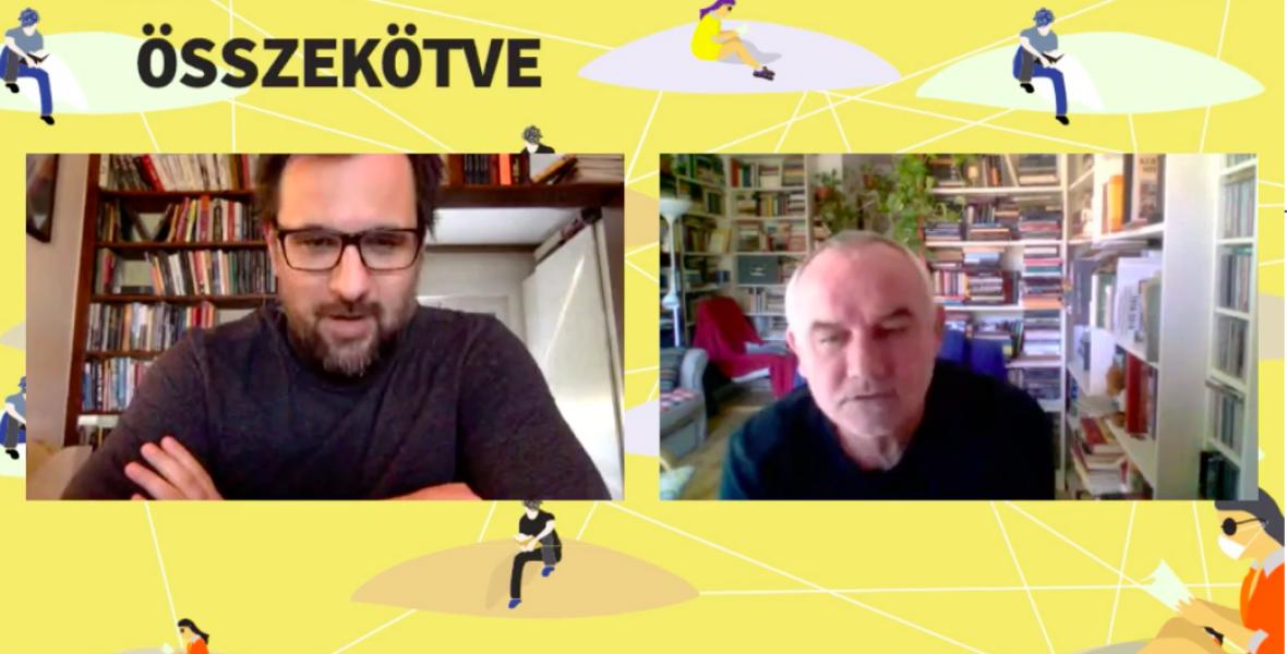 A magyar sellő nyomát kutatják a diktatórikus Tesz-Vesz városban - Összekötve Darvasi Lászlóval