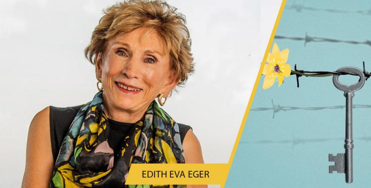 Edith Eva Eger: Mindenben van valamilyen ajándék