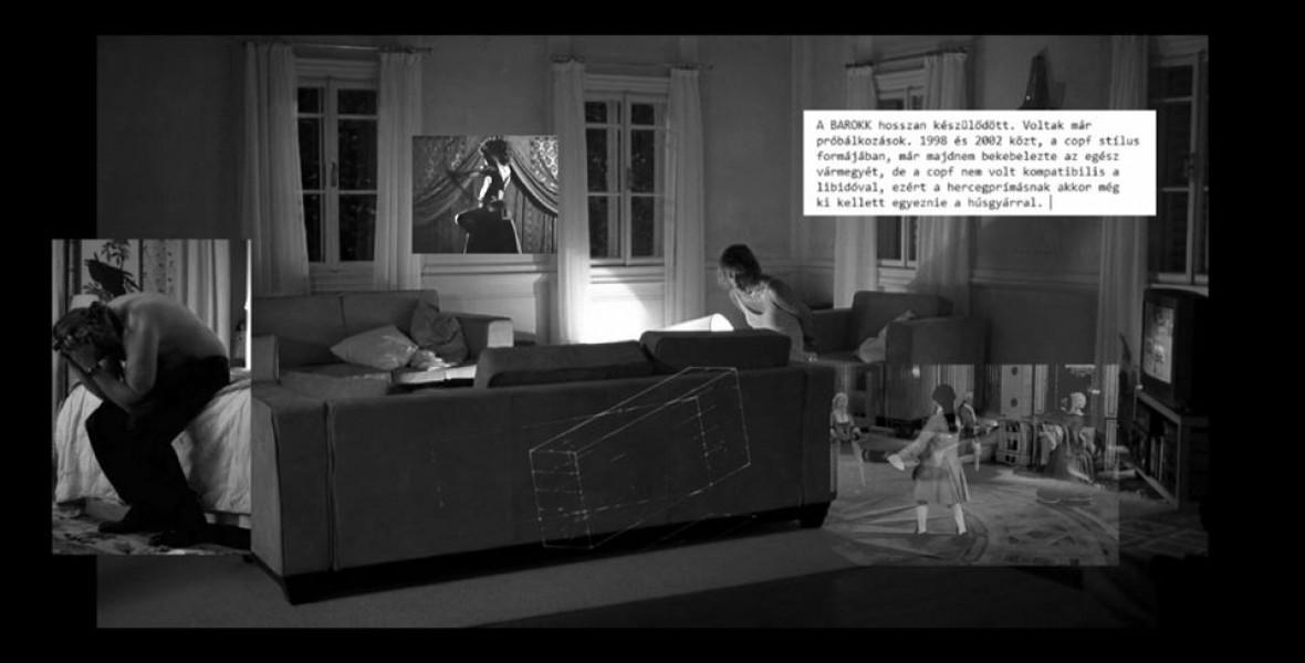 Minisorozatként és filmként is bemutatják a Barokk Feminát