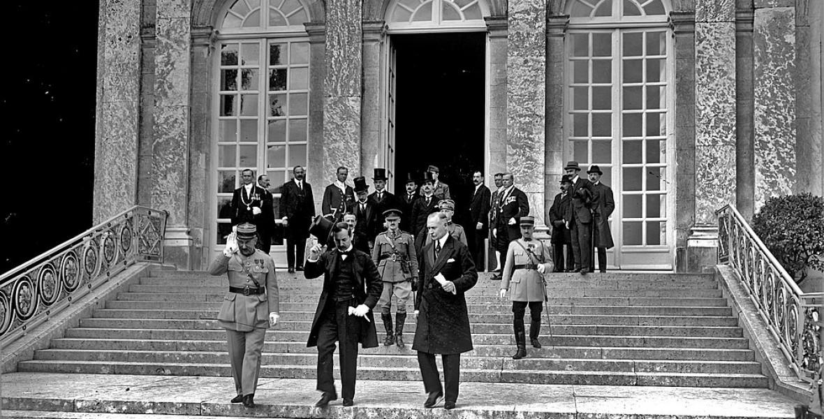 Ablonczy: Trianon története már elkezdett személyes múltból történelemmé válni