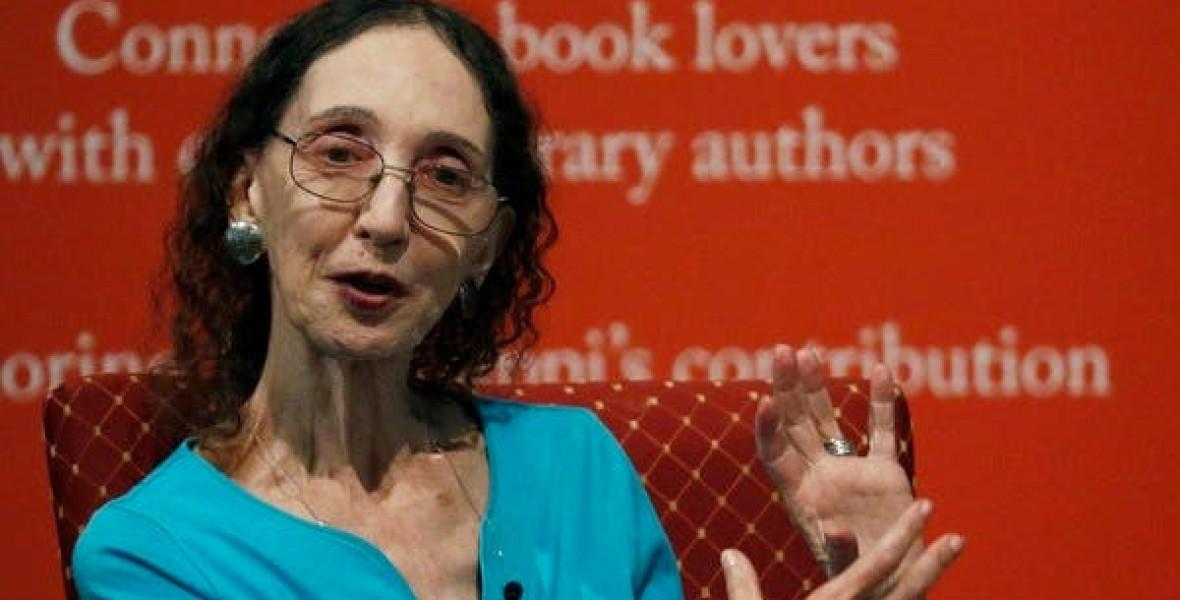 Joyce Carol Oates nyerte a legpénzesebb francia irodalmi díjat