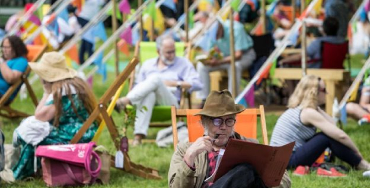 Közel félmillióan követték az első online Hay Festivalt