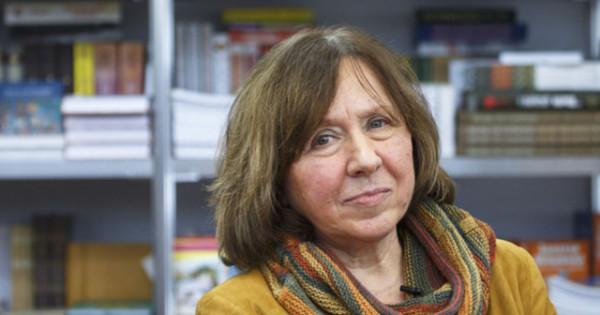 Szvetlana Alekszijevics: Napjainkban a tanú az irodalom főhőse