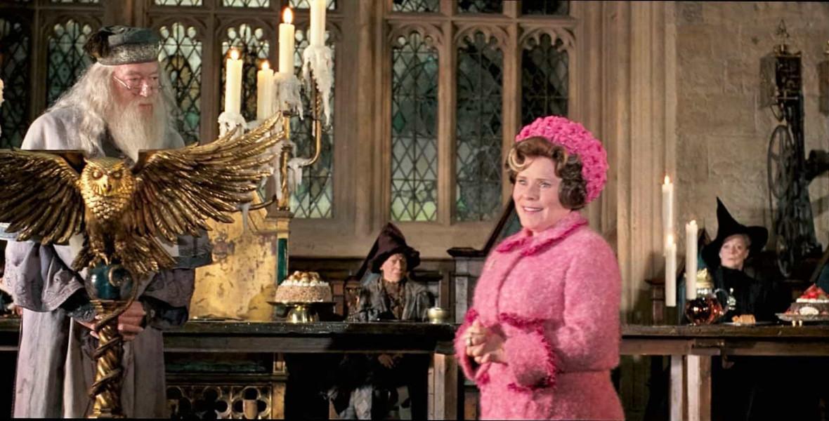 Mi a baj Umbridge-dzsel és Dumbledore-ral? - Harry Potter és a gyermekjogok