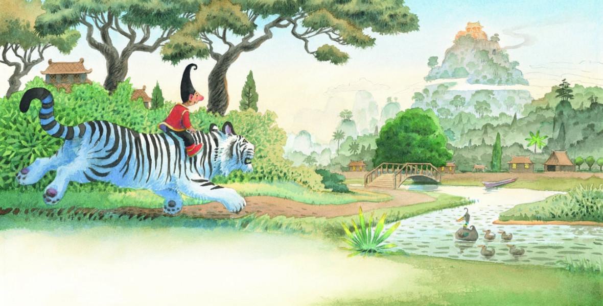 Magyar lány inspirálta az egyik legsikeresebb gyerekkönyv-sorozatot