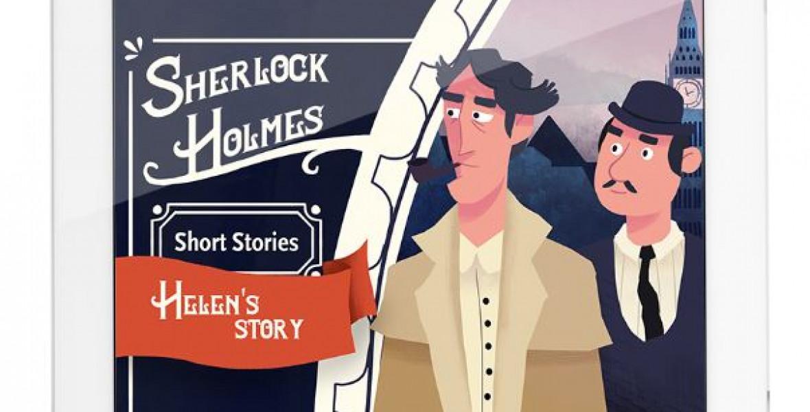 A BOOKR Kids kelti életre Rómeó és Júlia, valamint Sherlock történetét