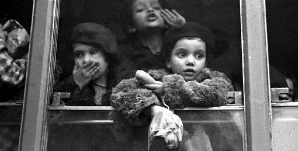 A jótékonysági gyerekvonatok szegény gyerekek ezreit mentették meg a háború után