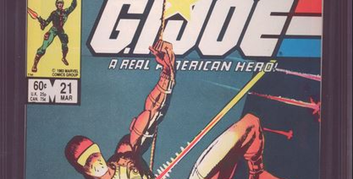 Stop-motion videóban éled újra G.I. Joe
