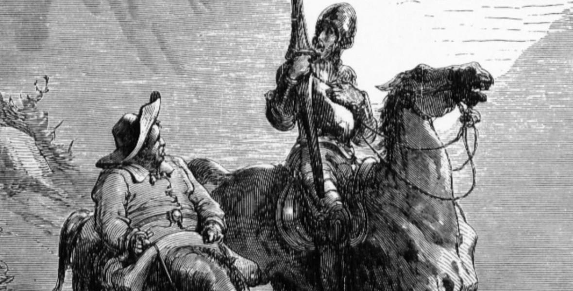 5 érdekesség, amit nem kell, de érdemes tudni a Don Quijotéról!