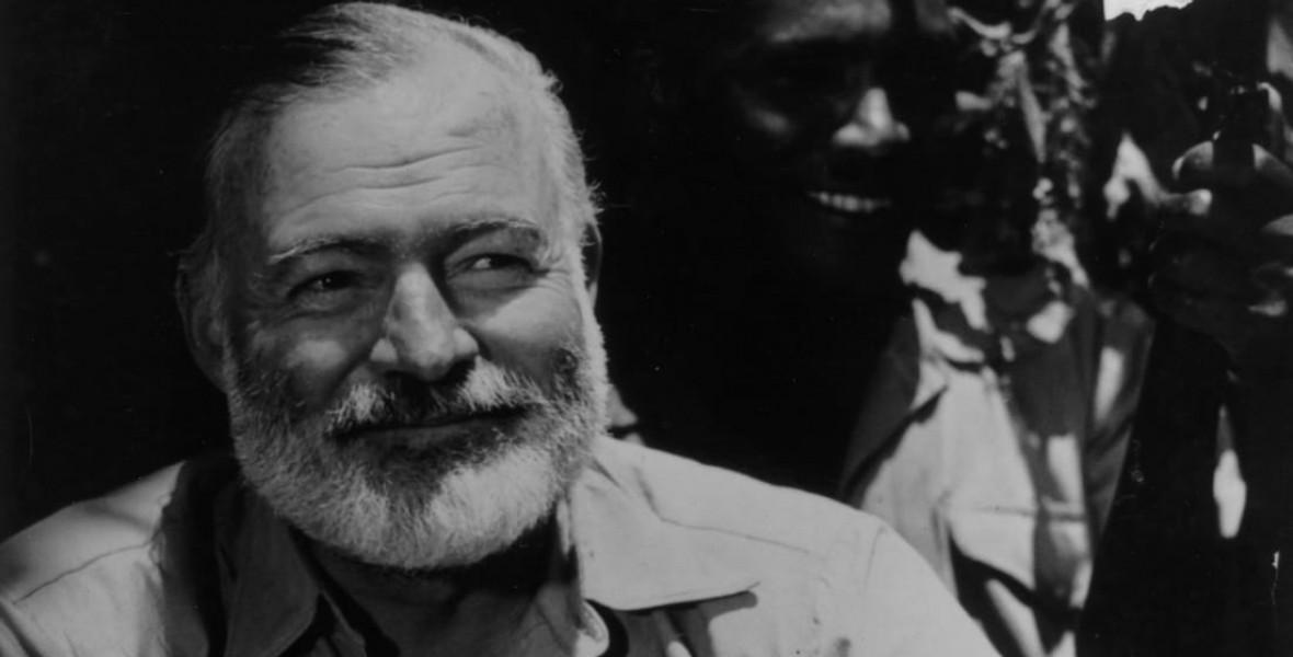 Hemingway élete túlzás nélkül kész regény volt