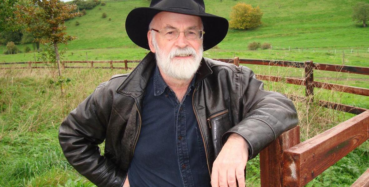 Szeptemberben megjelennek Terry Pratchett fiatalkori írásai