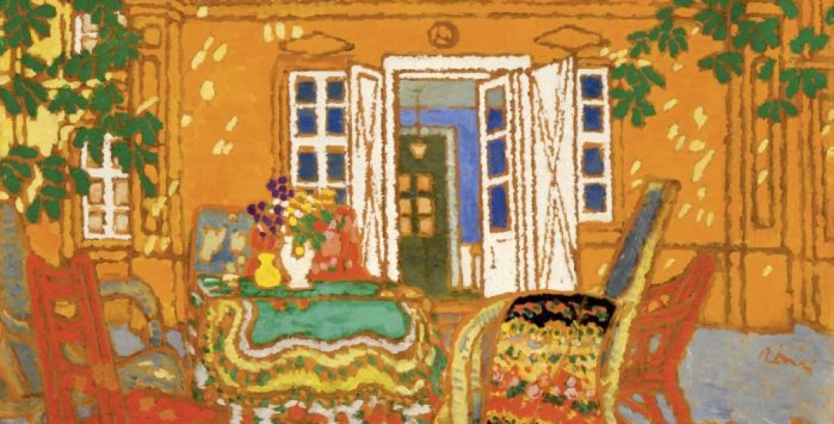 Reggelizünk a ragyogó verandán [vasárnapi liezon]