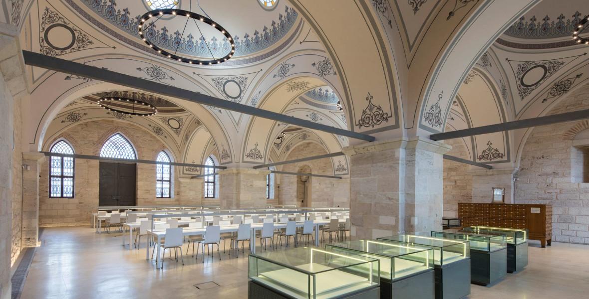 Népkonyha volt, most a világ egyik legszebb könyvtára