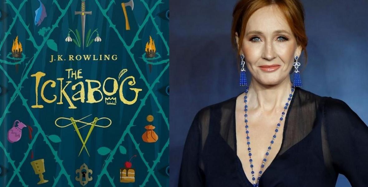 Így fog kinézni Rowling új meseregénye!