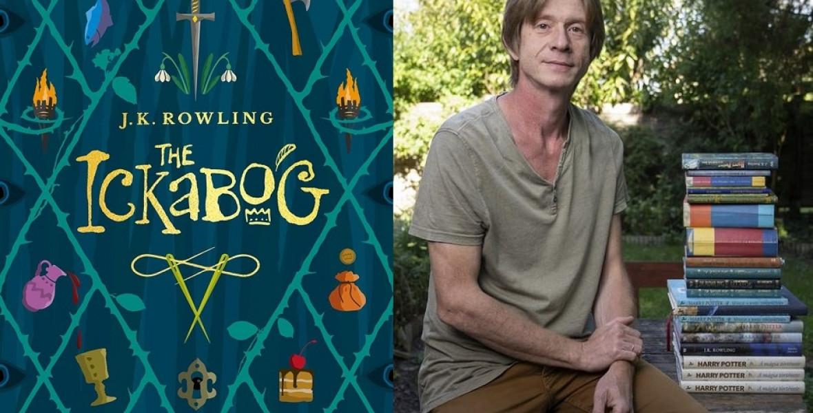 Rajzpályázat is kapcsolódik Rowling új meseregényéhez