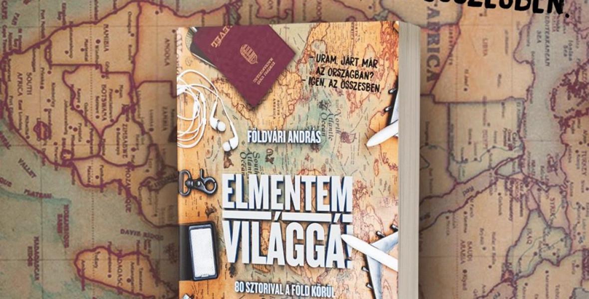 Könyvet írt az ember, aki a világ összes országában járt