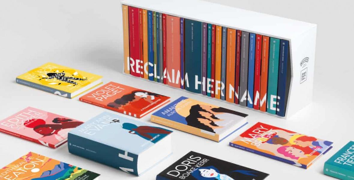 Végre saját nevük alatt jelennek meg a női szerzők klasszikusai
