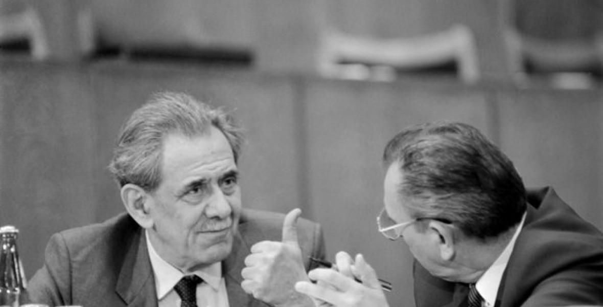 Radnótinénak pusztító véleménye volt Aczél Györgyről