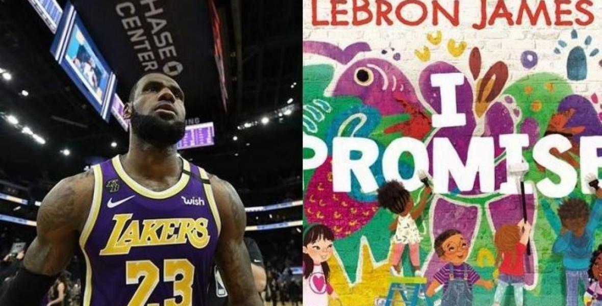 LeBron James gyerekkönyve máris bestseller
