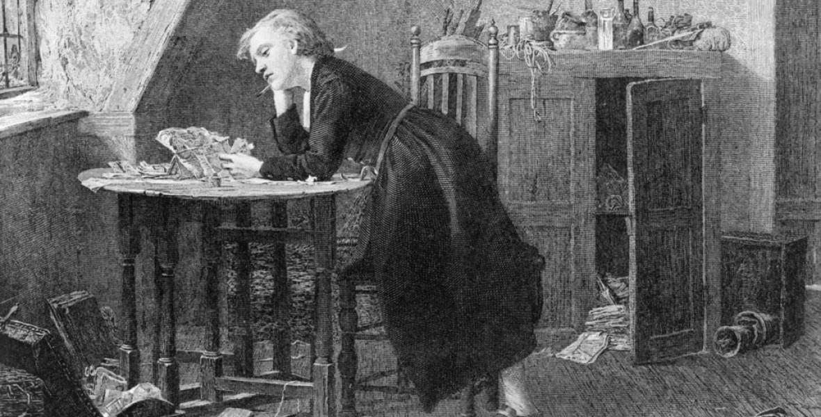 Egy meg nem értett zseni, egyben az angol irodalom legzseniálisabb hamisítója volt