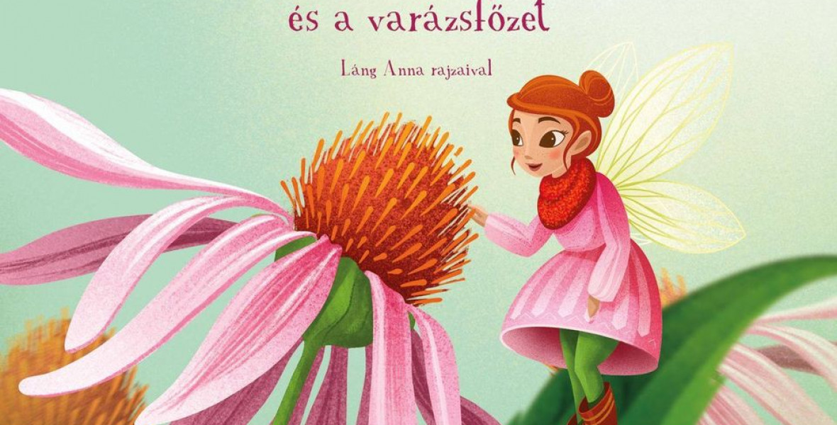 Mechler Anna mesélve tanít a gyógynövények világáról