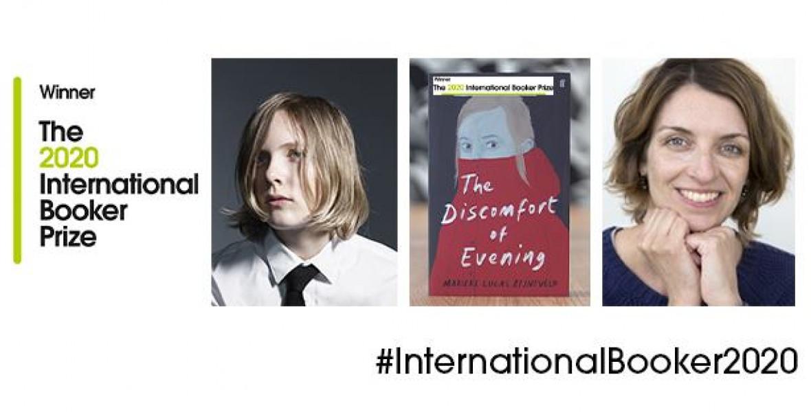 Marieke Lucas Rijneveld nyerte az idei Nemzetközi Booker-díjat