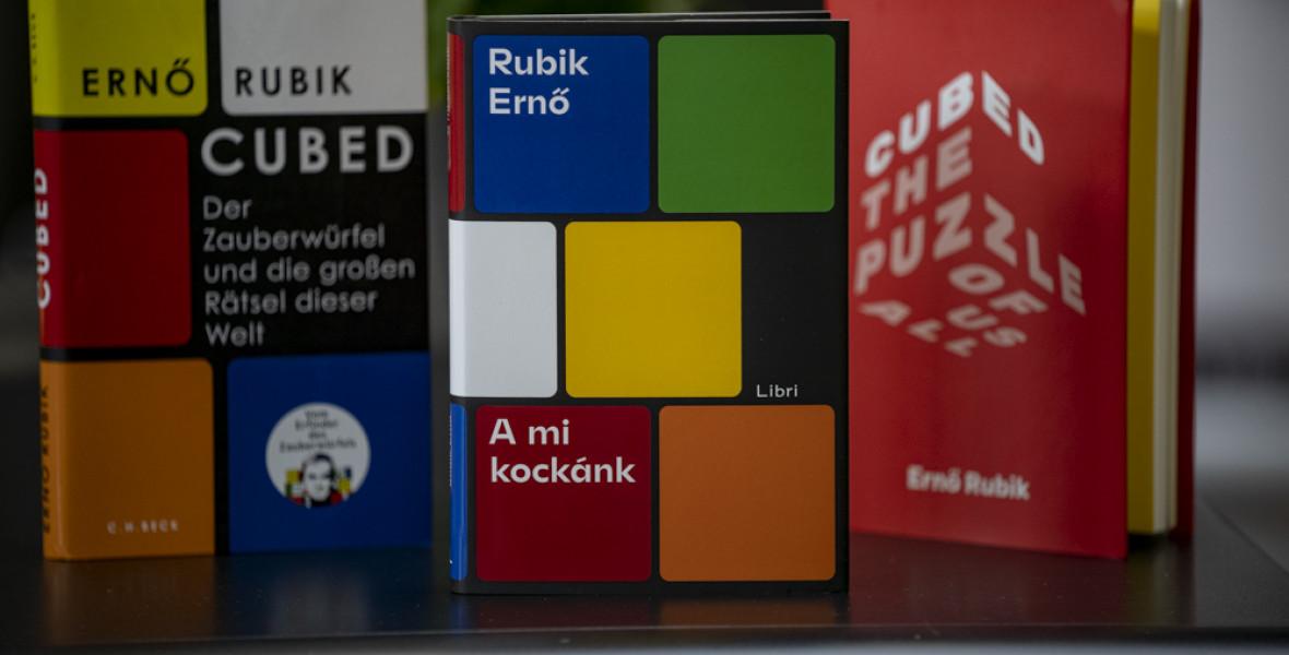 Egy kanadai játékgyár 15 milliárd forintért veszi meg a Rubik-kockát