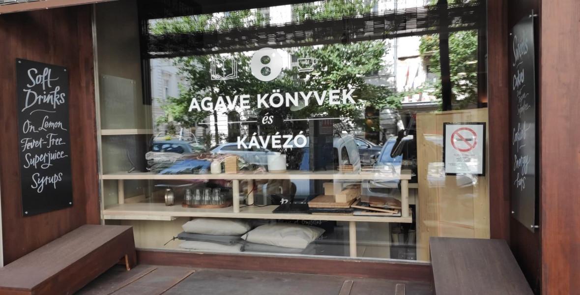 Kávézót nyit az Agave