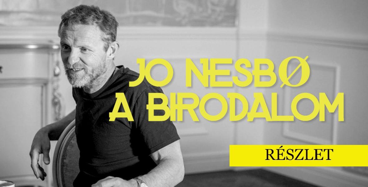 Jo Nesbø új regényében sötét családi titkok után nyúl