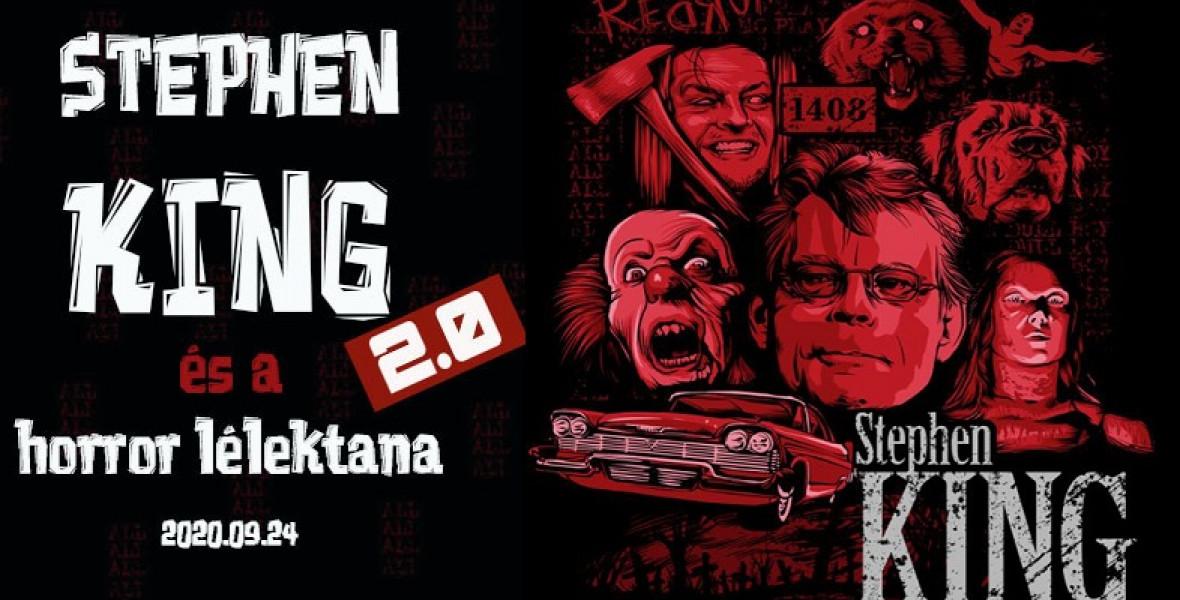 Stephen King a mindennapjainkban találta meg a gonoszt