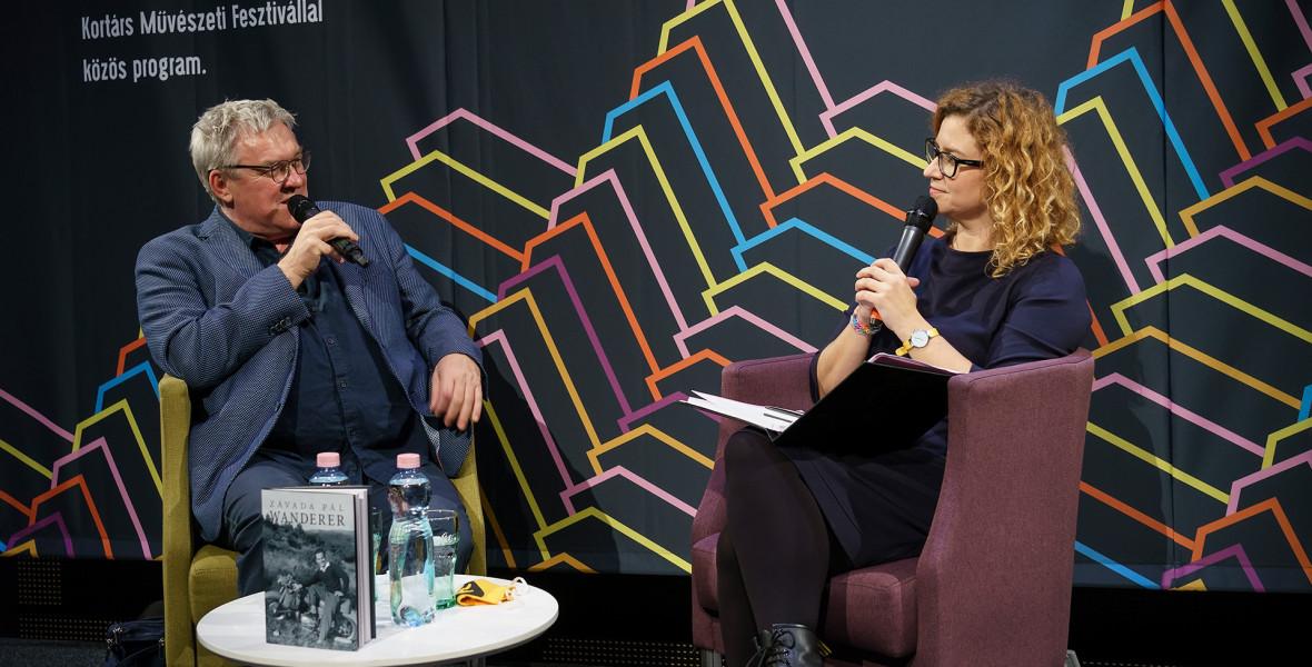 Závada új könyvében a régi Budaörs képeivel folytat párbeszédet