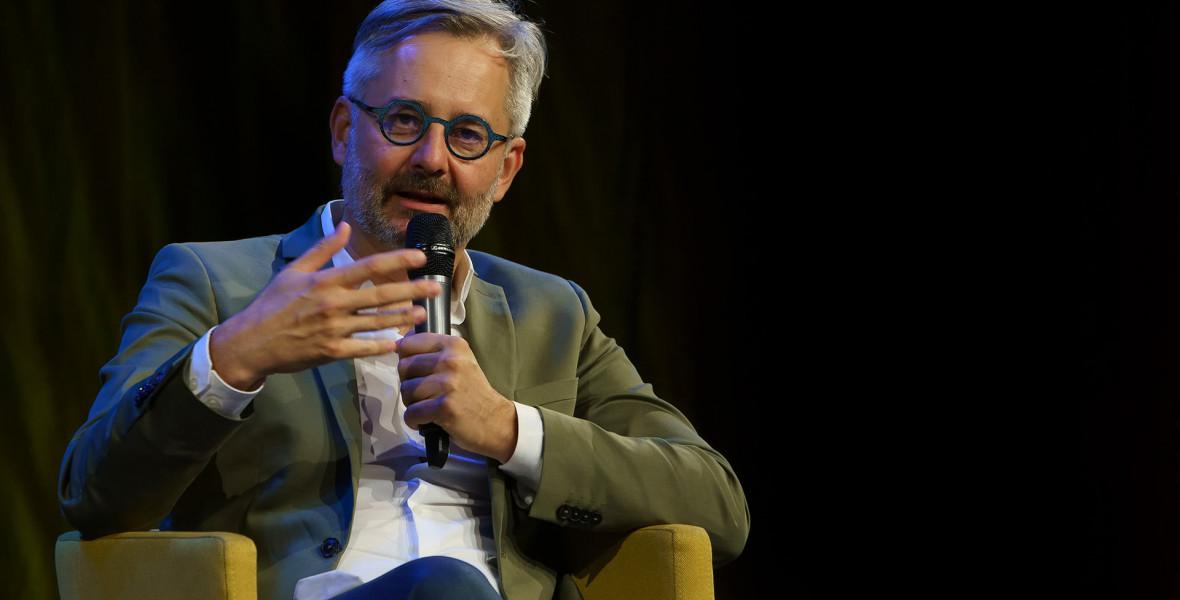 Barabási Albert-László szerint idén márciusban kezdődött a 21. század