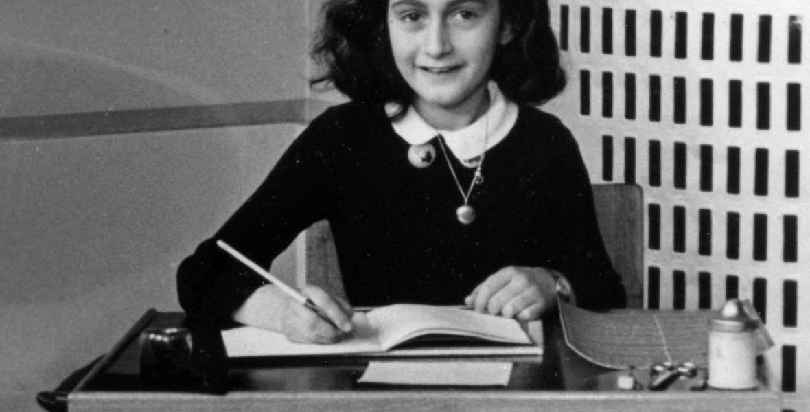 Már a kisebbek is megismerhetik Anne Frank történetét