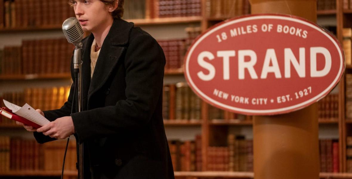 A kultikus Strand könyvesboltban játszódik a Netflix új karácsonyi sorozata