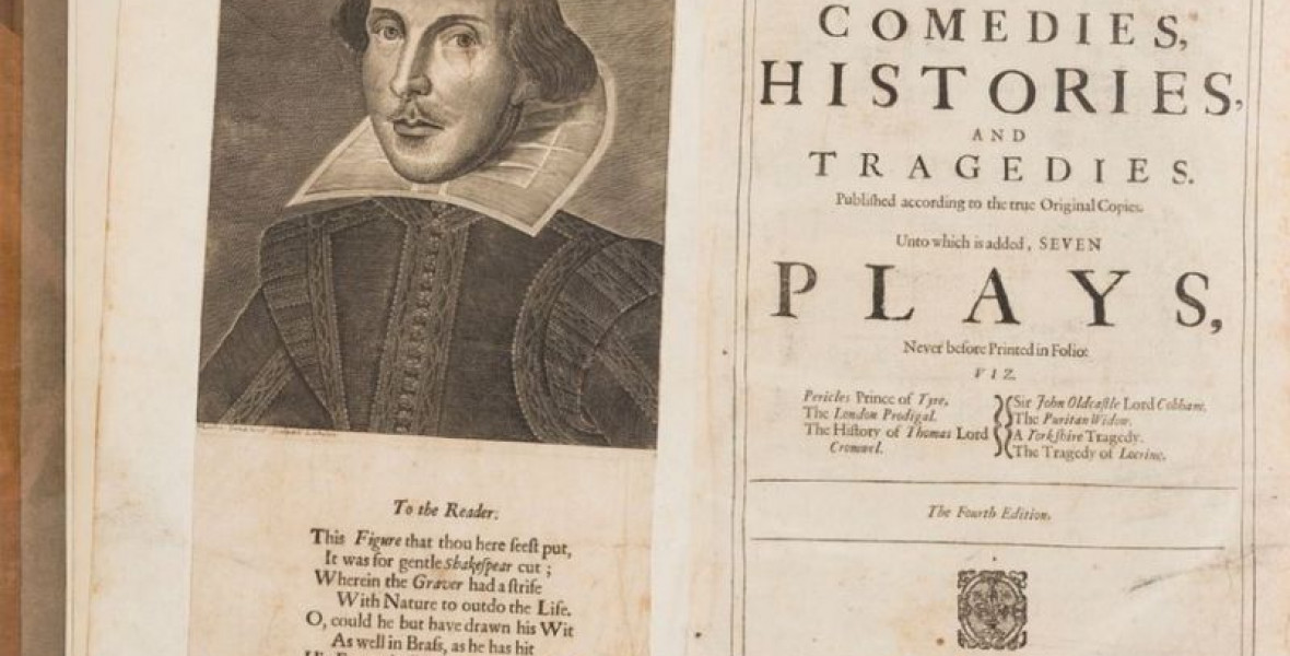 Ritka Shakespeare-könyveket árvereztet el egy angliai iskola
