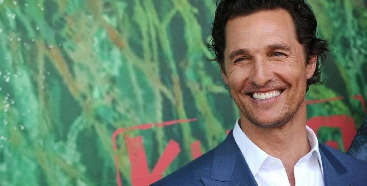 Matthew McConaughey zenelistát csatolt az élettörténetéhez