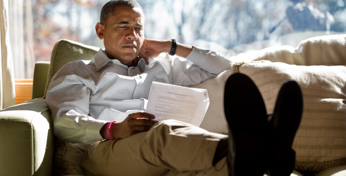 Obama memoárja hasított az első héten