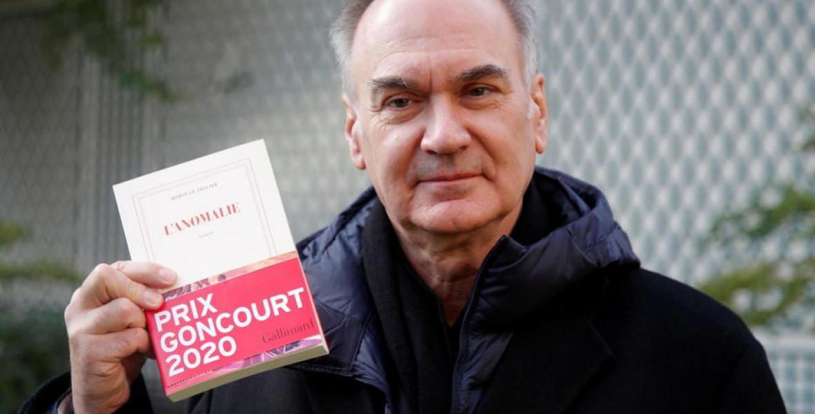 Matematikus végzettségű író nyerte a Goncourt-díjat