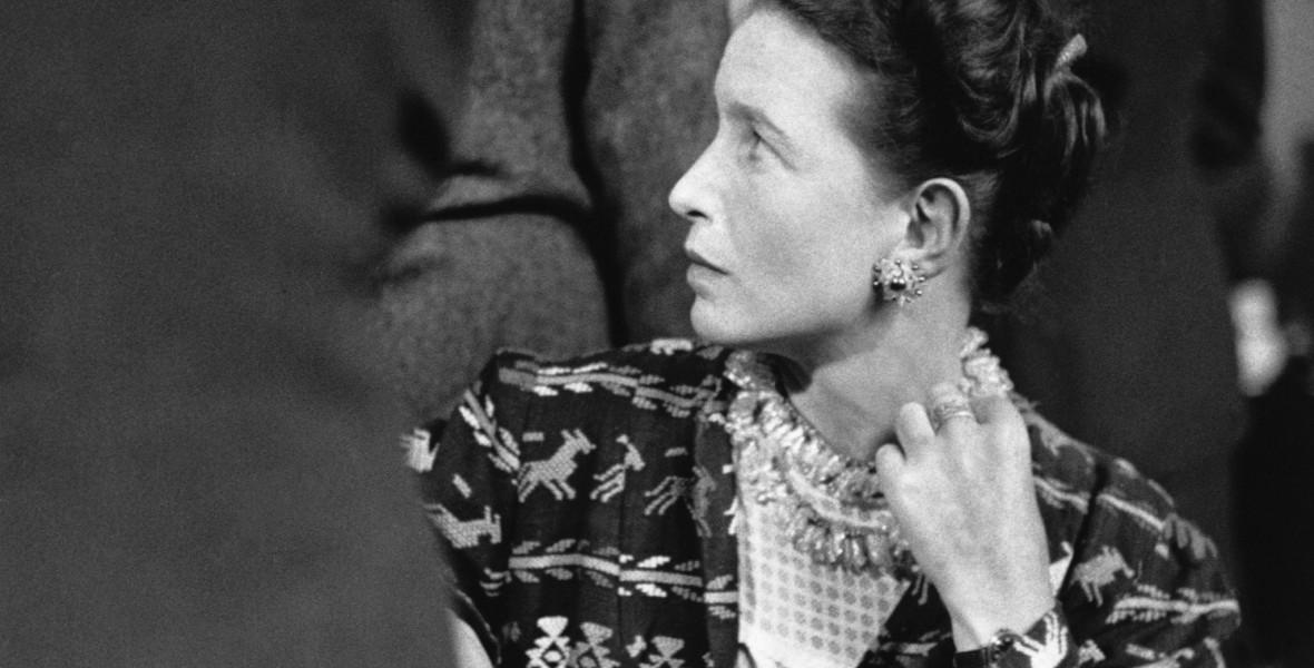 Beauvoir eddig publikálatlan regényében egy életre-halálra szóló barátság történetét meséli el