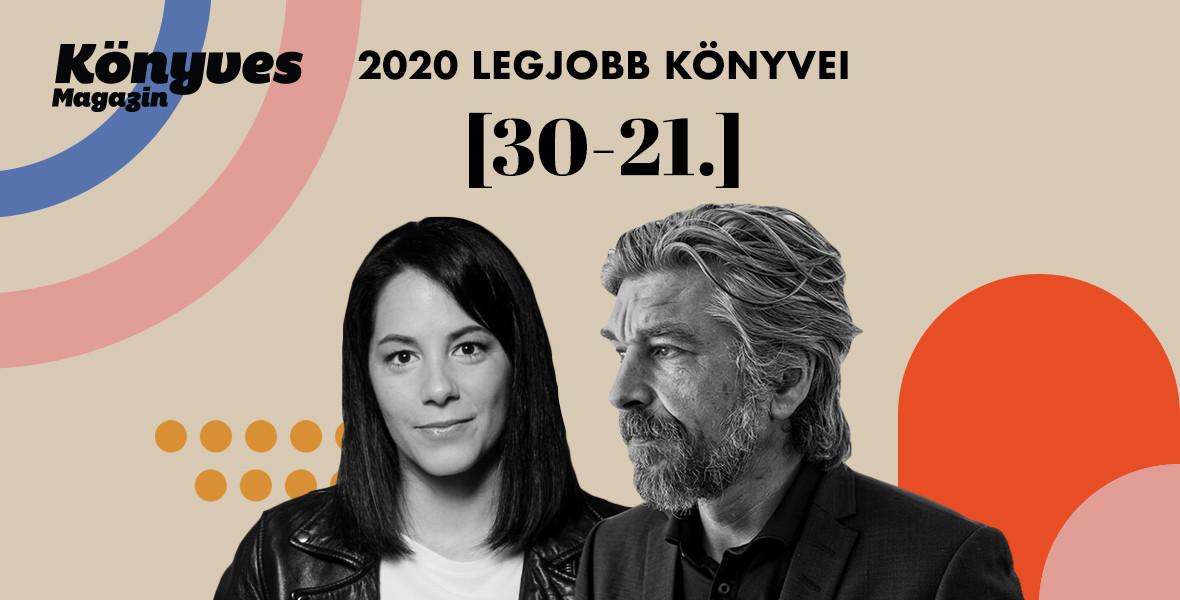 2020 legjobb könyvei 30-21.