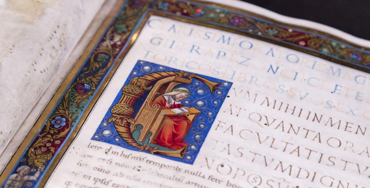 Nézegess otthonról középkori kódexeket!