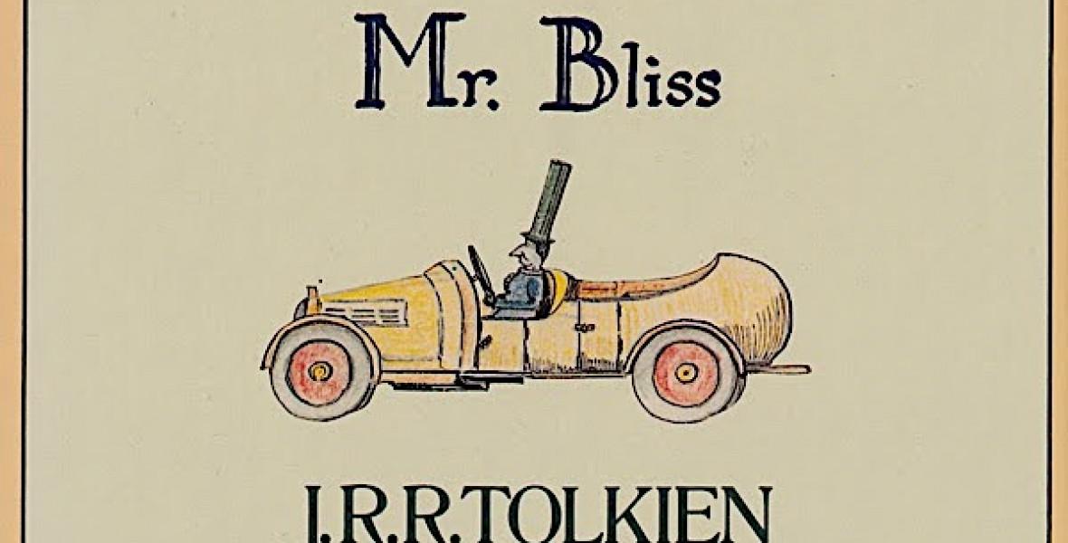 Tolkien saját maga illusztrálta gyerekkönyvét