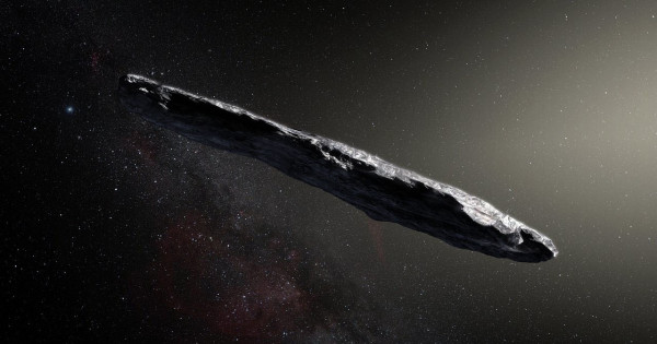 Mi van akkor, ha az űrben repülő szivar földönkívüli?