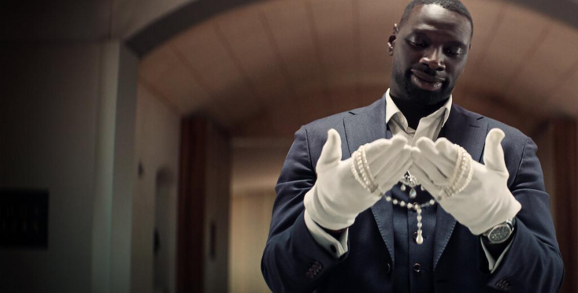 A Netflix új sorozatában Lupin palira veszi a francia elitet