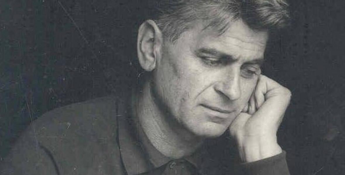 Nádas Mészölyről: Amit írtam, az ő nyomában és ellenére írtam