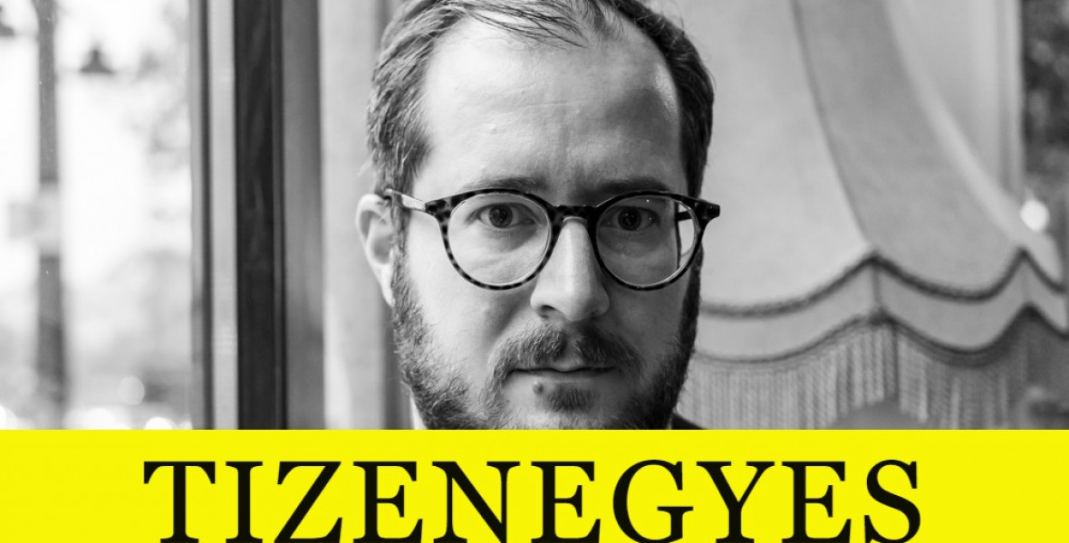 Tizenegyes - Mit olvas az író? Krusovszky Dénes