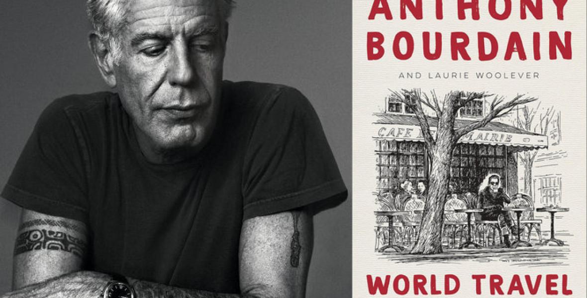A barátai fejezték be Anthony Bourdain posztumusz könyvét