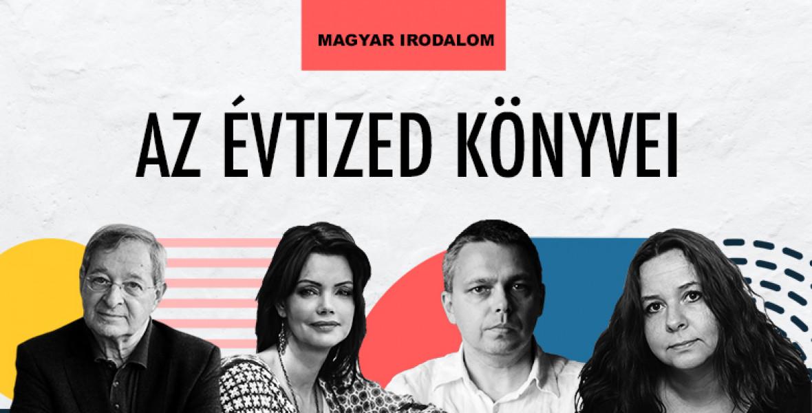 Az évtized legfontosabb magyar könyvei 2.
